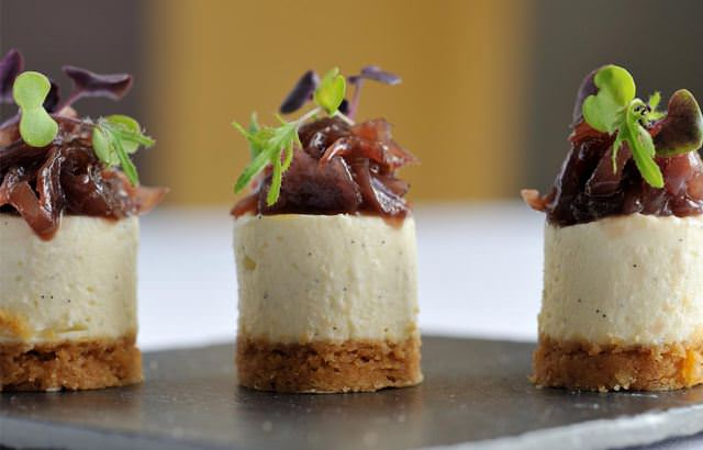 Chef lippe artisan gourmet for French canape ideas